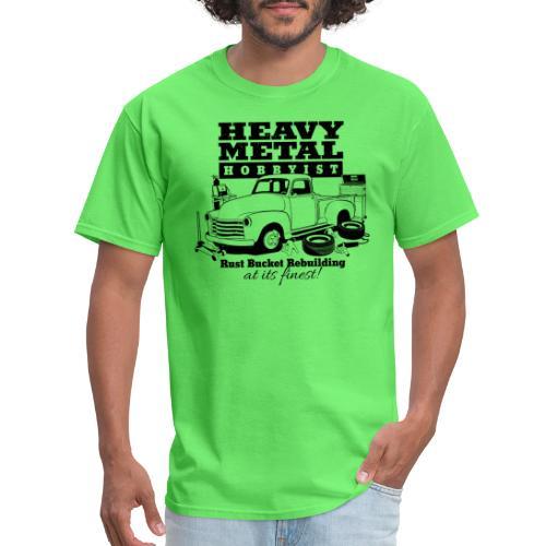 50sHMH_BLACK - Men's T-Shirt
