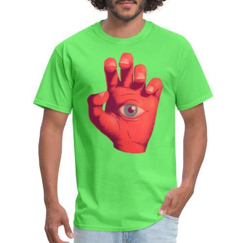 EYE HAND - Men's T-Shirt