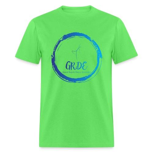 Grand Rapids Dance Ensemble logo - Men's T-Shirt