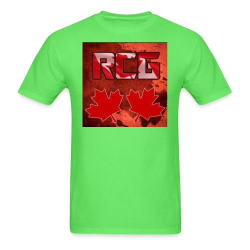 RCG Channel Logo - Men's T-Shirt