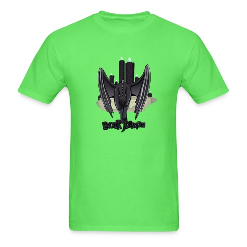 THE ENDER png - Men's T-Shirt