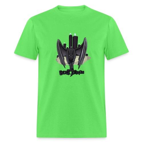 THE ENDER png - Men's T-Shirt