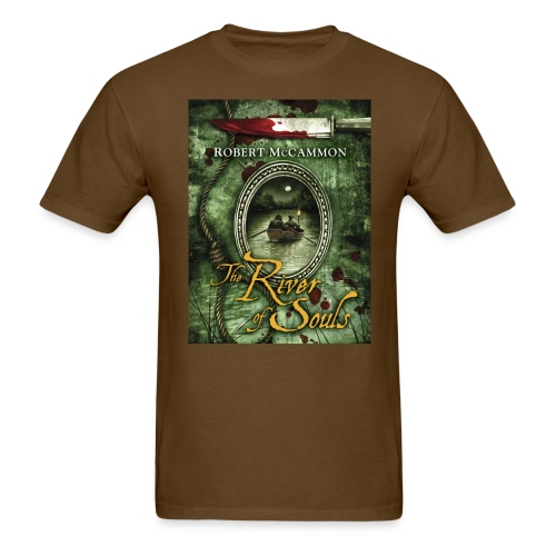 The River of Souls - Men's T-Shirt