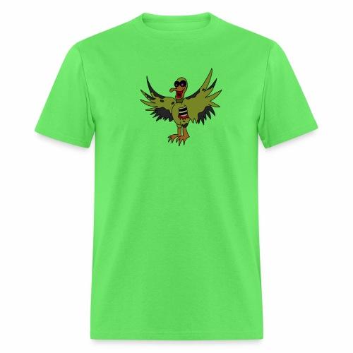 Flappy Duck - Men's T-Shirt