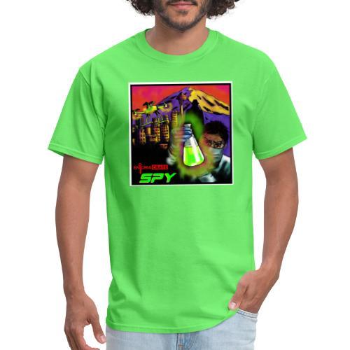 Enigma Crate: Spy - Men's T-Shirt