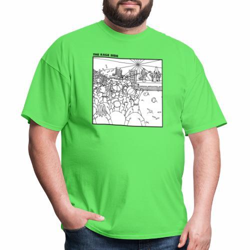 The Rage Side - Men's T-Shirt