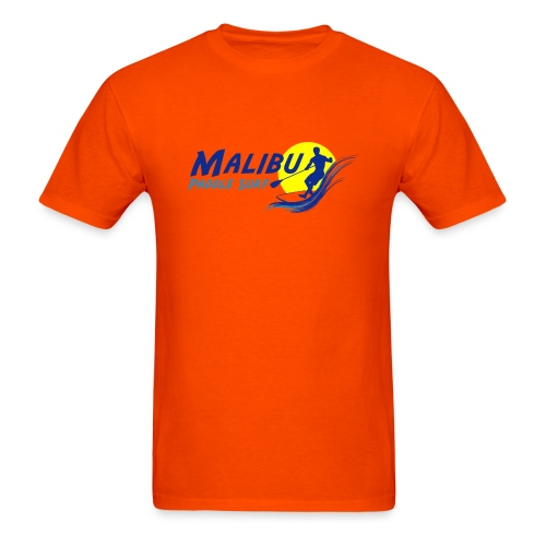 Malibu Paddle Surf T-shirts Hats Hoodies - Men's T-Shirt
