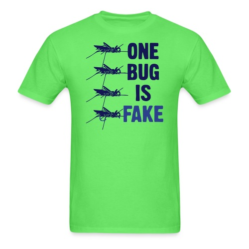 Fly Fishing Hopper - Men's T-Shirt