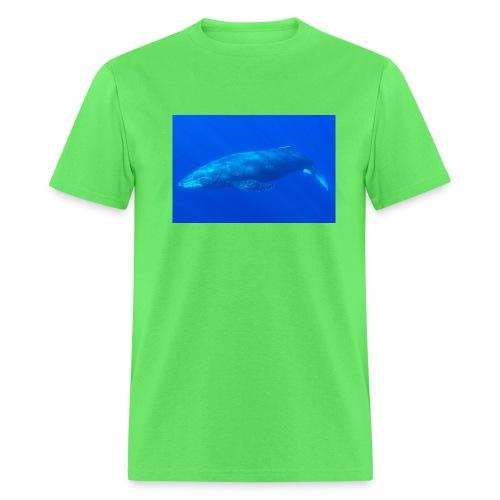Sperm Whale In Ocean - Men's T-Shirt