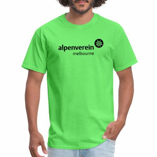 AV Melbourne Mono - Men's T-Shirt