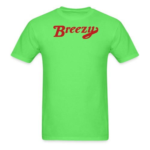 Breezy - Men's T-Shirt