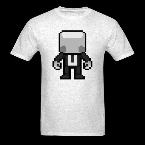 Pixel Slendy - Men's T-Shirt