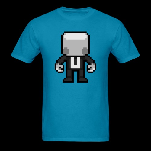 Pixel Slendy - Men's T-Shirt