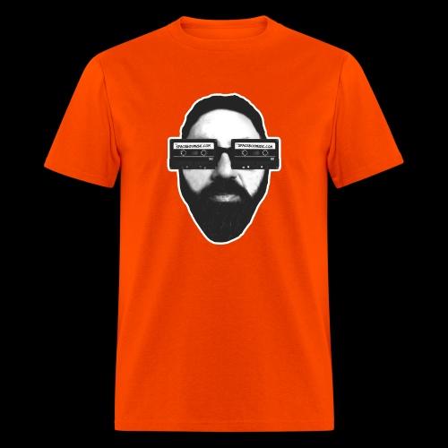 Spaceboy Music RetroVision - Men's T-Shirt