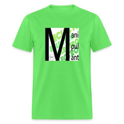 Manipulant Eclectrolime - Men's T-Shirt