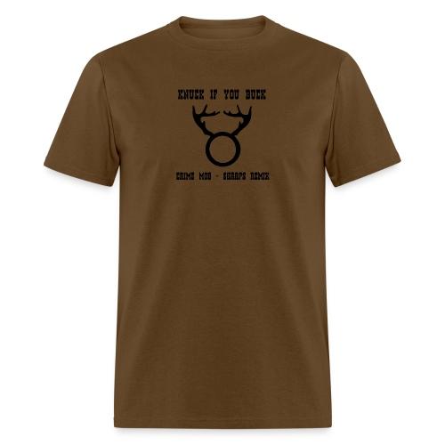 Knuck If You Buck Tee - Men's T-Shirt