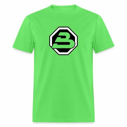 Blacktron Dos (Neon Green Shirt) - Men's T-Shirt