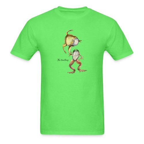 Two frogs - Men's T-Shirt