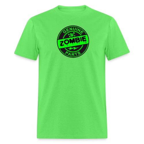 zombie parts - Men's T-Shirt