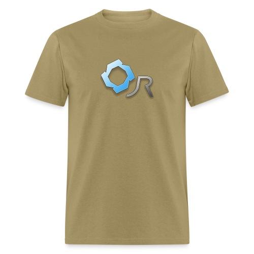jr logo mini png - Men's T-Shirt