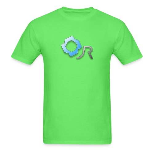 jr logo mini png - Men's T-Shirt
