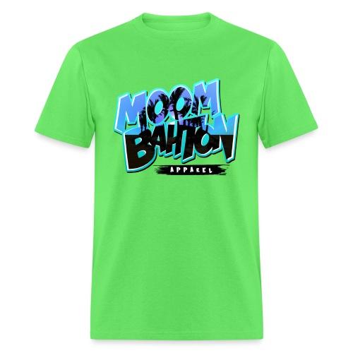 Moombahton Apparel Teal - Men's T-Shirt