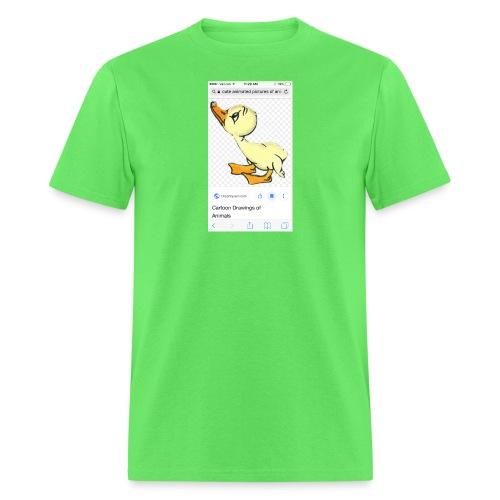 Destiny The Duck - Men's T-Shirt