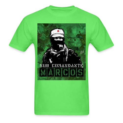 subcommandante marcos - Men's T-Shirt