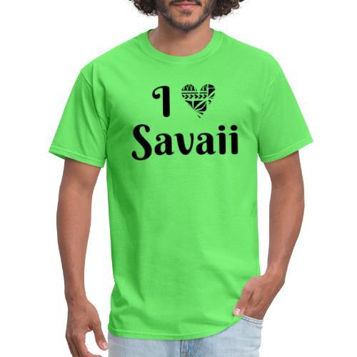 Savaii my love combo - Men's T-Shirt