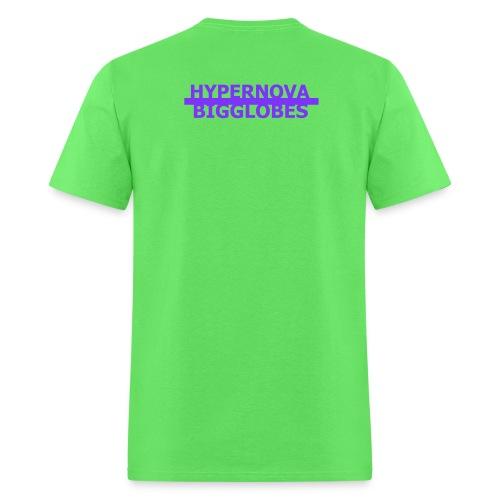HYPERNOVA BIG GLOBES - Men's T-Shirt