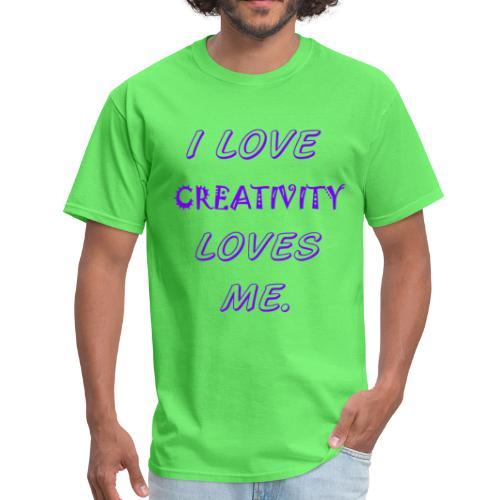 CREATIVITY - Men's T-Shirt