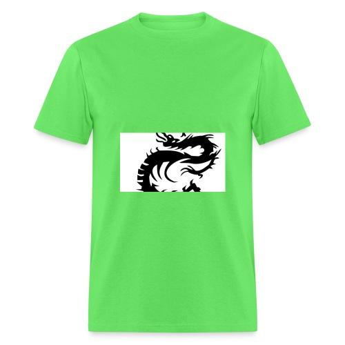 Tired Dragon - Men's T-Shirt