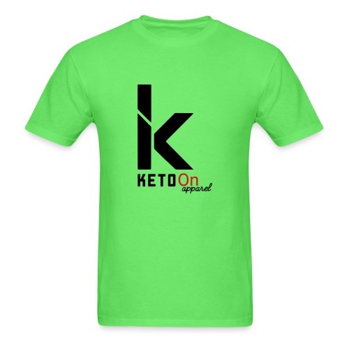 Keto On - Men's T-Shirt