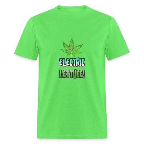 Electric Lettuce! - Men's T-Shirt