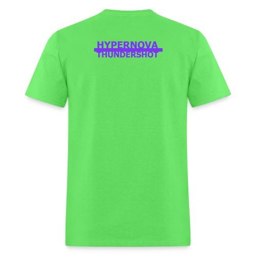 HYPERNOVA THUNDERSHOT - Men's T-Shirt