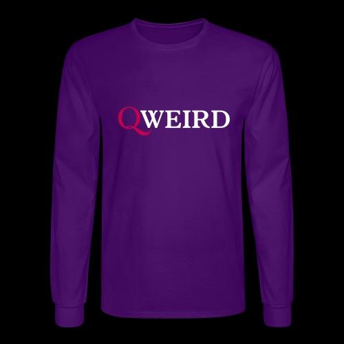 (Q)weird - Men's Long Sleeve T-Shirt