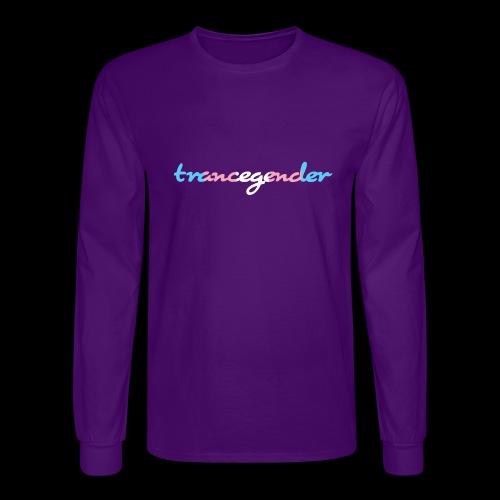 trancegender - Men's Long Sleeve T-Shirt