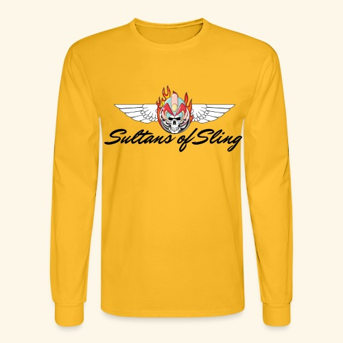 Sultans of Sling Shirt Logo - Men's Long Sleeve T-Shirt