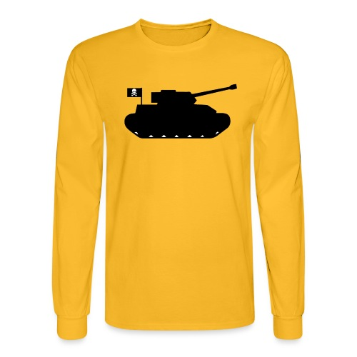 Tank 2020 - Men's Long Sleeve T-Shirt