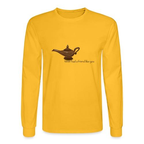 Never had a friend like you - Men's Long Sleeve T-Shirt