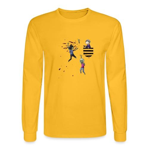 MRH Zombie Hunter - Men's Long Sleeve T-Shirt