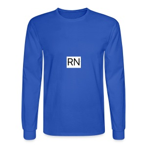 RN_Logo_small - Men's Long Sleeve T-Shirt