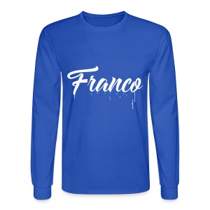 Franco Paint - Men's Long Sleeve T-Shirt