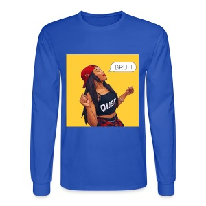 Bruh - Men's Long Sleeve T-Shirt