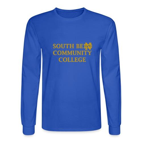 Notre Dame Community College - Men's Long Sleeve T-Shirt