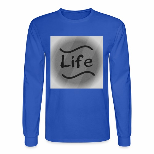 It's Just Life - Men's Long Sleeve T-Shirt