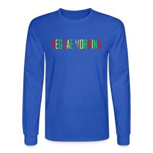 Reggae Morning - Men's Long Sleeve T-Shirt