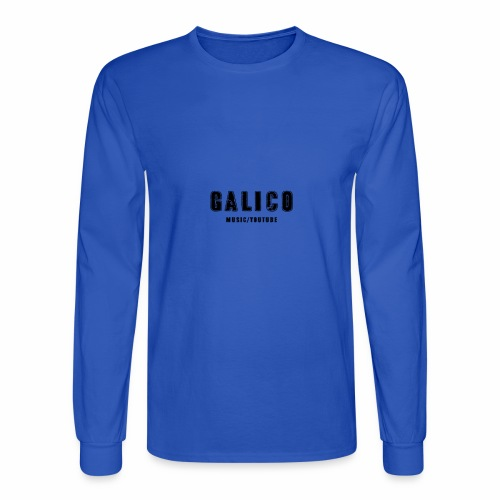 Galico New Logo Design - Men's Long Sleeve T-Shirt