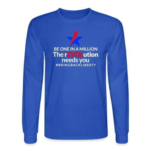 WILDMAIN2 - Men's Long Sleeve T-Shirt