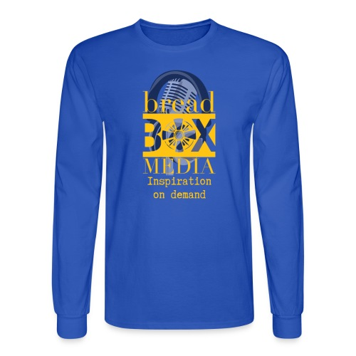 Breadbox Media - Inspiration on demand - Men's Long Sleeve T-Shirt